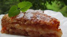 Яблочный пирог с корицей насыпной . Пошаговый рецепт с фото на Gastronom.ru