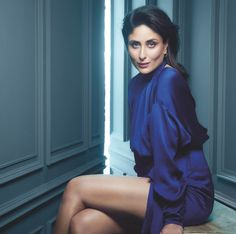 """""I'm actually looking forward to turning The idea is to be comfortable in your own skin, look good, and feel fabulous,"" says our October cover star Kareena Kapoor Khan. Pick up a copy of our latest issue for more. Kareena Kapoor Saree, Kareena Kapoor Photos, Priyanka Chopra, Sabyasachi, Indian Bollywood Actress, Bollywood Saree, Bollywood Fashion, Indian Actresses, Celebrity Crush"