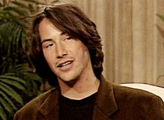 keanu reeves 90s interview 1991 cbs this morning