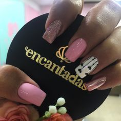 Mani Pedi, Manicure And Pedicure, Love Nails, Nail Art Designs, Diana, Nail Arts, Gorgeous Nails, Gel Nail, Short Nail Manicure