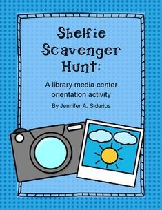 A shelfie is a selfie of someone with his or her favorite book, bookshelf or library! In this lesson, capitalize on the selfie trend to capture students interest in the library media center!This lesson is a library media center orientation lesson that engages students with technology.