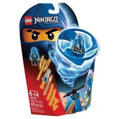 Lego Ninjago Airjitzu Jay Flyer 70740