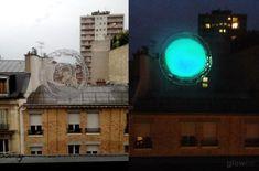 Glowee, l'éclairage bioluminescent