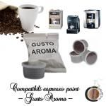 Cialde Gusto Aroma Caffe on line Lavazza Point Compatibili