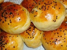 Турецкие булочки с творогом и зеленью! Булочки с начинкой. Peynirli Poğaça Tarifi. - YouTube