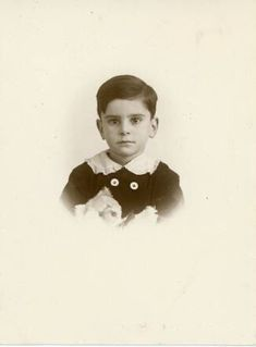 (09/17/1933) Groningen, Netherlands (06/11/1943) sadly murdered at Sobibor extermination camp 9 years old