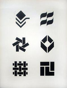 Arnold Saks James Ward logo poster, c1975