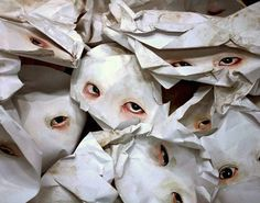 Secretive Skin || By Timothy Hyunsoo Lee, an emerging Korean-American artist working in Brooklyn, NY.