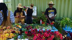 WOW farm flowers cultivates blossoms and responsibility