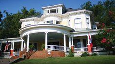 The Edwardian Inn, Helena, Arkansas Home Again, Arkansas Razorbacks, Historic Homes, Southern Style, Museums, Travel Ideas, Wwii, Montana, Sweet Home
