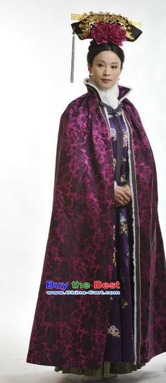 Qing Dynasty Chinese Empress Cape for WomenNew York