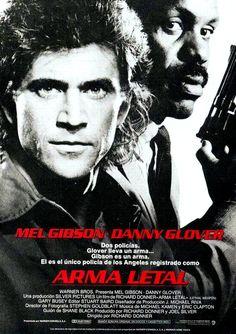 Arma letal [Vídeo (DVD)] / directed by Richard Donner. Distribuida por Warner Home Video Española, cop. 2001