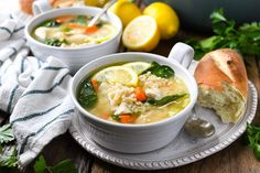 How to Make Paneras Lemon Chicken Soup at Home