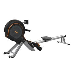 REELIFE Fitness ROW-M magnetic rowing machine. 1,large led displays time distance speed calories heart rate age height exercise mode. 2,1-16 resistance system. 3,18 inner programs. 4,150KG capacity,net weight:55KG,gross weight:60KG. 5,assembly dimension:1530L*460W*1800H mm.