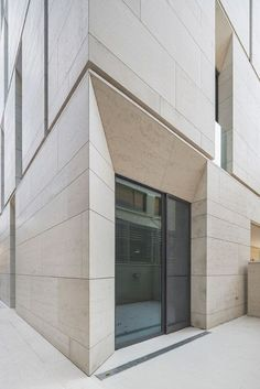 Angled openings create balconies across the facade of MORA apartments by ADNBA ~ With optimal health often comes clarity of thought. Click now to visit my blog for your free fitness solutions!