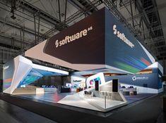 Software AG - CeBIT Hannover 2014 | Schmidhuber | Exhibition Design
