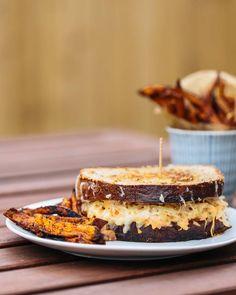 The Vegetarian Reuben Sandwich Recipe   A Couple Cooks