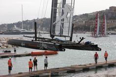 Artemis Racing ready to splash