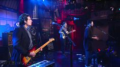 The Temper Trap - London's Burning (Live on Letterman)