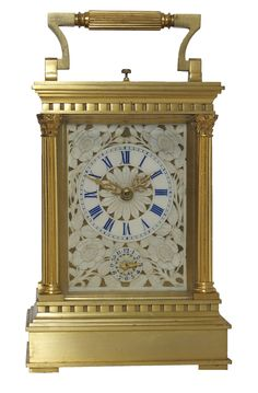 Pendule en ivoire Armand Couaillet Wall Clock Brands, Wall Clock Online, Antique Wall Clocks, Old Clocks, Wall Clock Luxury, Classic Clocks, Carriage Clocks, Storybook Cottage, Retro Clock