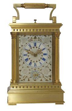 carriage clocks - Google Search