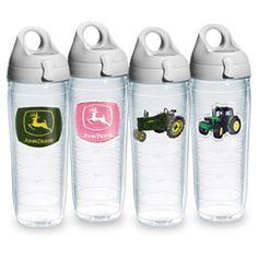 John Deere Tervis Tumbler Water Bottle
