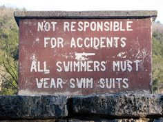 Lake Leatherwood Eureka | Sign at Lake Leatherwood - Eureka Springs, AR | Flickr - Photo Sharing ...