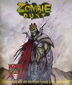 """Zombie Dust (3Floyds) """"3 Floyds Brewing Co. Zombie Dust: This intensely hopped and gushing undead Pale Ale will be one's only respite after the zombie apocalypse. Created with our marvelous friends in the comic industry.  Style: Pale Ale IBU 50 ABV 6.2%"""""""