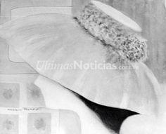 Cuadro de Virgilio Trómpiz, pintor venezolano. Foto Archivo Fotográfico/Grupo Últimas Noticias