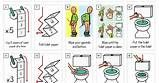 Toilet Monitoring Card | Autism
