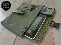 Tutorial  - Digital Device Sleeve | Sew4Home