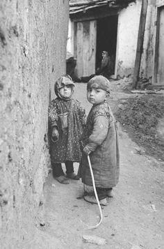 Ara Guler, Istanbul - geçmiş zaman olurki anadolu insanları (Turkey)
