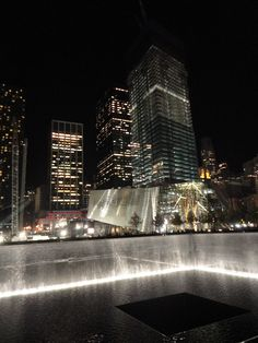 NYC World Trade Memorial