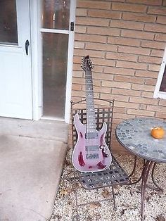 Schecter Hellraiser C 8 Electric Guitar W Seymour Duncan Blackout