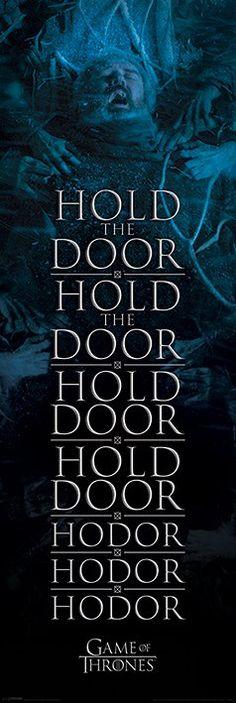GoT - Hodor <3