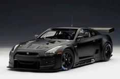 If the GTR came like this STOCK then i'd definitely drive one