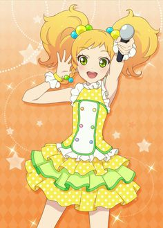 Aikatsu STARS [Wings of STARS]! Yuzu
