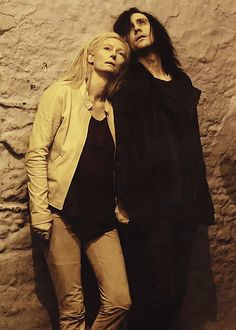 Only Lovers Left Alive---so basically, Loki and the White Witch become vampires..... What?? Ah well, still wanna see the movie. As long as they don't sparkle. ;)