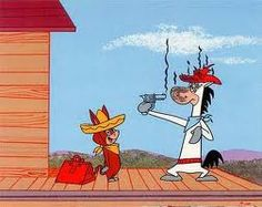 Quick Draw McGraw and Baba Looey saturday morning cartoons Cartoons Cartoon Crazy, 3d Cartoon, Vintage Cartoon, Cartoon Characters, Time Cartoon, Vintage Stuff, Vintage Toys, Funny Cartoon Pictures, Cartoon Photo