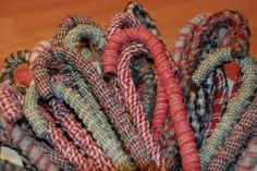 Homespun Primitive Candy Canes: Take 2! | Eyeballs By Day, Crafts By Night