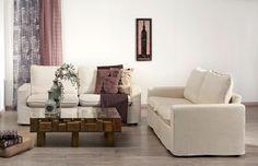 ΔΙΑΦΑΝΟ - Καναπές τριθέσιος Sour Couch, Furniture, Home Decor, House Decorations, Tents, Home, Entryway, Homemade Home Decor, Sofa