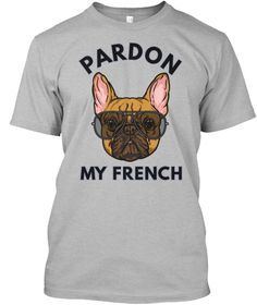 Hi quality French Bulldog designer t-shirts in limited edition