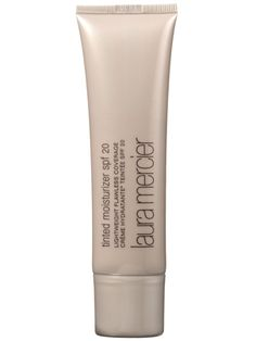 A moisturizer with a hint of color(: It hydrates and protects while giving a light, pretty glow and camouflaging redness.