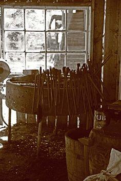 Blacksmith Shop - Matthew Filar