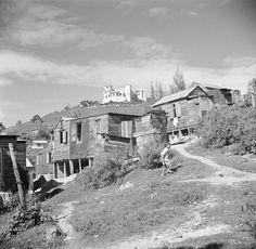 1937, Castillo Seralles en Ponce, Puerto Rico. Arquitecto Pedro A. De Castro. Foto histórica!