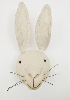 Mister Hare decorative head