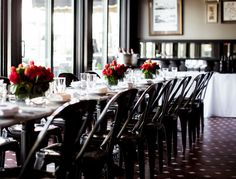Restaurant recommendations are a common request here at goop, and the ask is often for spots with great private rooms where you could host a really special event like a birthday party, an anniversary, a …