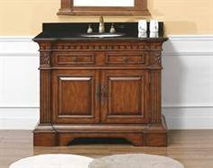 43 Granite Top Single Bathroom Vanity by James Martin