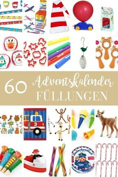 Complete the calendar of the advent, I have collected over 60 cheap ideas to fill the Advent calendar for kids. Diy Gifts For Kids, Gifts For Girls, Crafts For Kids, Advent Calendars For Kids, Kids Calendar, Christmas Time, Xmas, Christmas Crafts, Merry Christmas