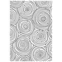 KaiserCraft - Embossing Folder - Circles (4x6),$4.99